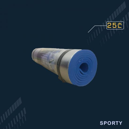 ლურჯი პარალონი 5მმ სისქე 50სმ სიგანე