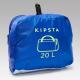 ლურჯი ჩანთა 20 ლიტრი
